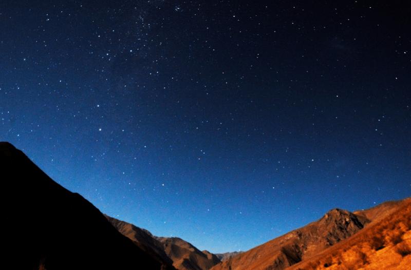 En Valle Del Elqui Destacan Los Cielos Desde Donde Es Posible Observar El Cosmos Como En Ninguna Otra Parte Del Mundo.