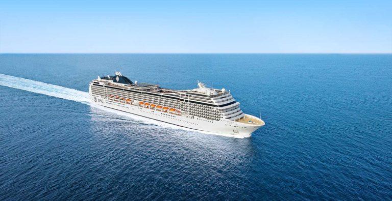 La línea de cruceros MSC Cruises realizará el primer viaje a Arabia Saudita a finales de 2021