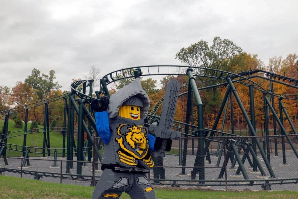 Así será el parque temático Legoland de Nueva York que abrirá sus puertas al público en los próximos meses