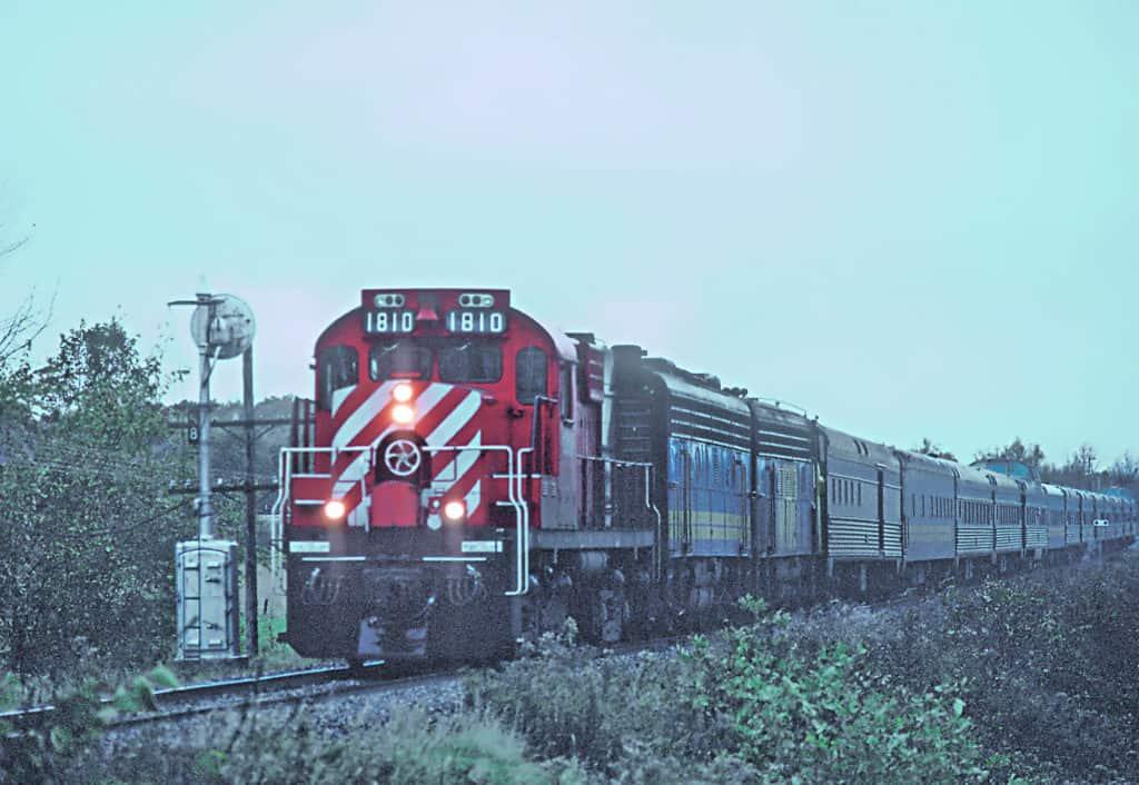 Recorrer Canadá en tren con The Canadian: cuánto cuesta y qué servicios incluye