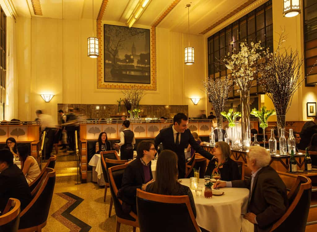 imagen mejores restaurantes del mundo menu vegano eleven madison park 1