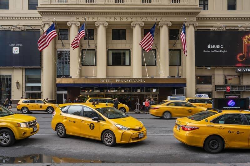 El Hotel Pennsylvania, uno de los establecimientos más icónicos de Nueva York, será demolido