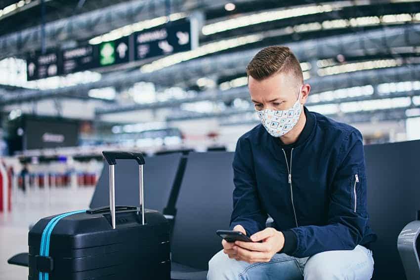 Estados Unidos Extiende La Obligatoriedad Del Uso De Mascarillas En Aeropuertos, Autobuses Y Trenes Hasta Septiembre 2021