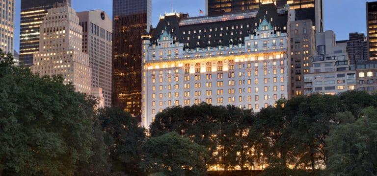 El icónico hotel The Plaza volverá a abrir sus puertas en la ciudad de Nueva York hacia finales de Mayo 2021