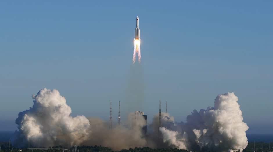 Los Restos De Un Cohete Fuera De Control Volvería A Ingresar A La Tierra En Los Próximos Días