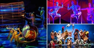 El Cirque du Soleil vuelve a presentar sus espectáculos en Las Vegas a partir de Junio 2021