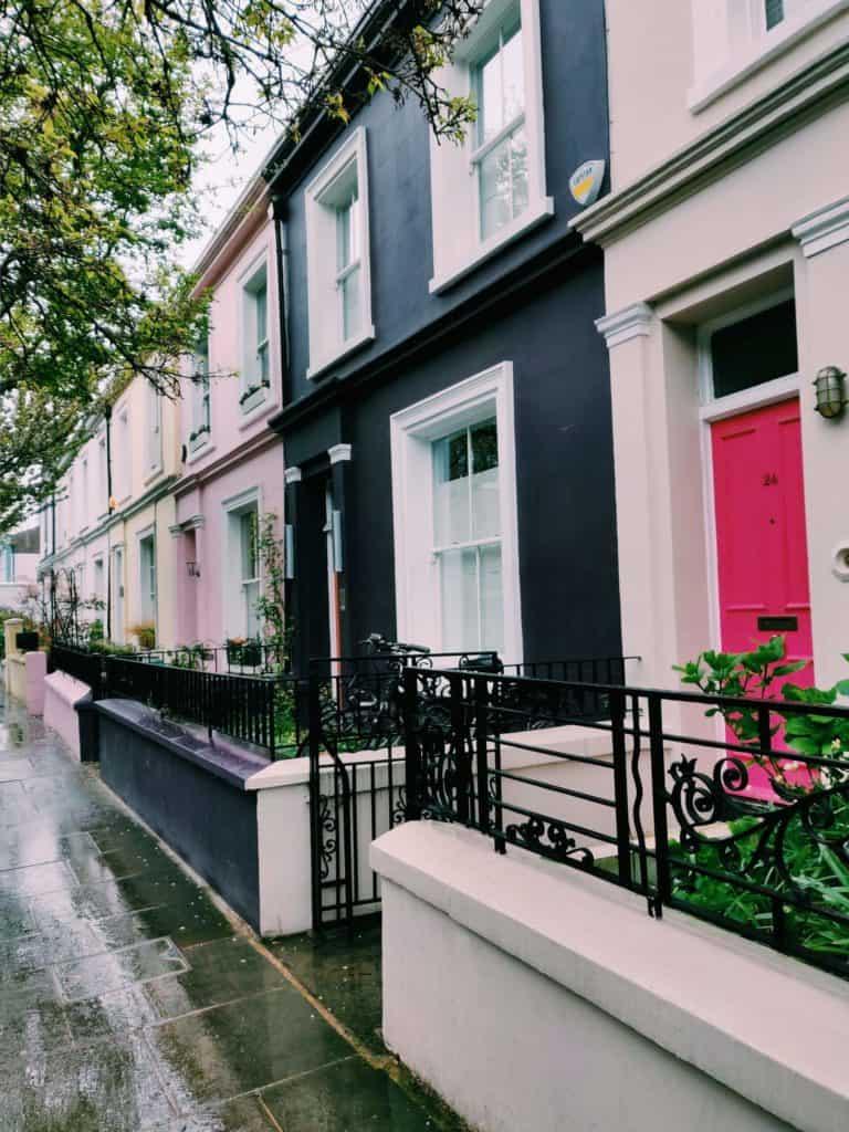 Cómo Llegar A Notting Hill