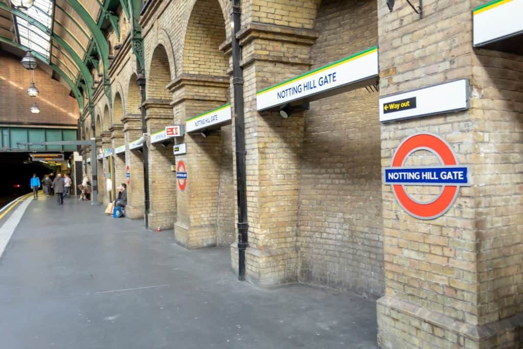 Cómo Llegar A Notting Hill En Metro
