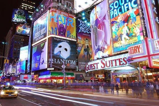 Nueva York levanta restricciones para los teatros de Broadway y otros sitios para eventos en vivo