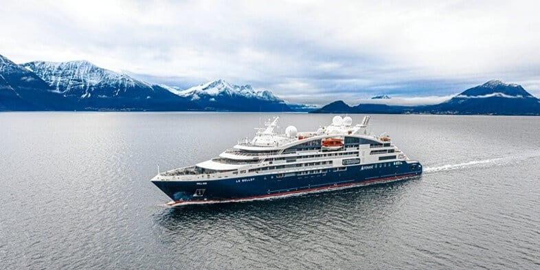 El Smithsoniano Está Trabajando En Conjunto Con Una Línea De Cruceros Para Lanzar Viajes Que Conecten Con La Historia De Lugares Alrededor Del Mundo