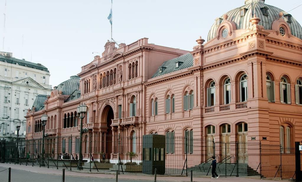Historia Y Cultura En La Visita Guiada A La Casa Rosada