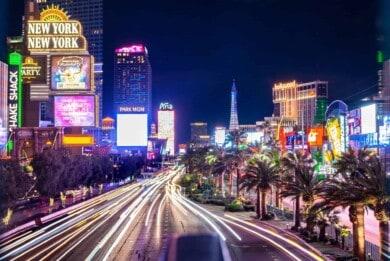 Una compañía busca a una persona para que apueste en los casinos de Las Vegas utilizando dinero de la empresa