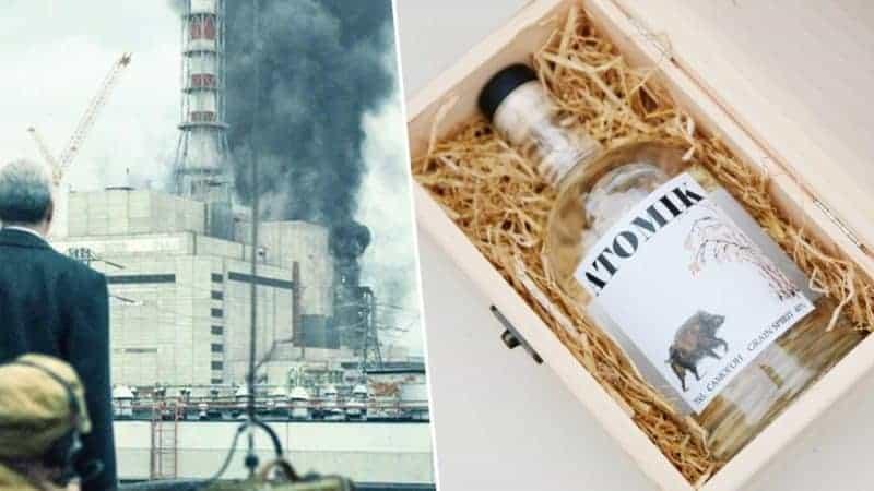 vodka radiactivo
