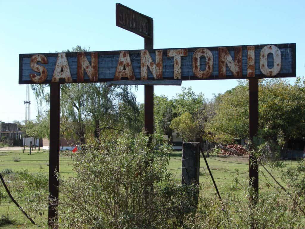 Estación San Antonio De Areco