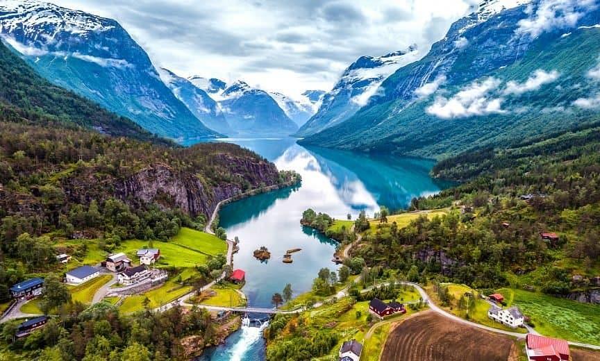 Noruega Presentó El Plan Estrategia De Turismo Nacional 2030 En Donde Aspira A Que Sus Medios De Transporte Funcionen Con Electricidad E Hidrógeno
