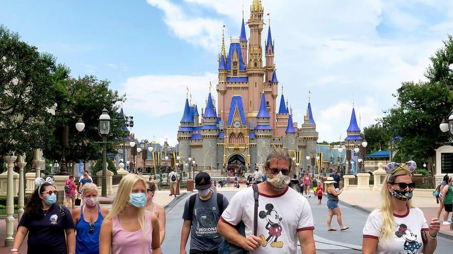 Walt Disney World Y Universal Orlando Ya No Harán Chequeos De Temperatura Para Ingresar A Los Parques Temáticos