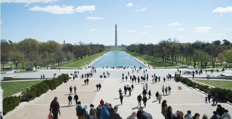 Washington D.C. se prepara para volver a recibir al turismo con premios de hasta 25.000 dólares