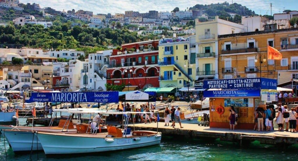 Italia: La Isla De Capri Declara Que Muy Pronto Estará Libre De Covid-19 Y Anuncia Que Ya Se Prepara Para Recibir Turistas