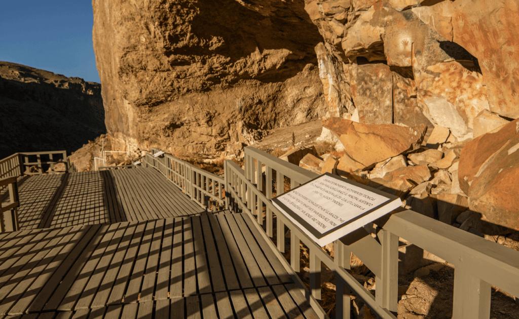 Imagen Visita A La Cueva De Las Manos Cueva De Las Manos Experiencia