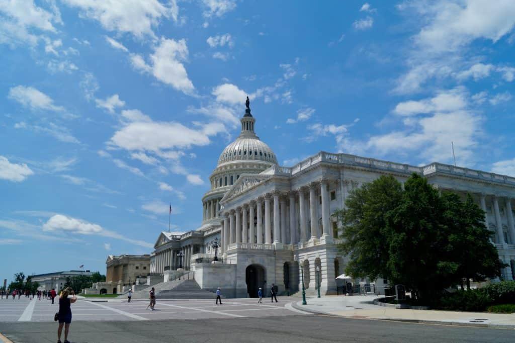 Washington D.c., Capital De Estados Unidos, Planea Abrir Completamente A Partir Del Mes De Junio 2021