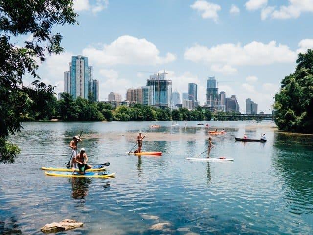 Ciudad De Austin, Texas, Estados Unidos