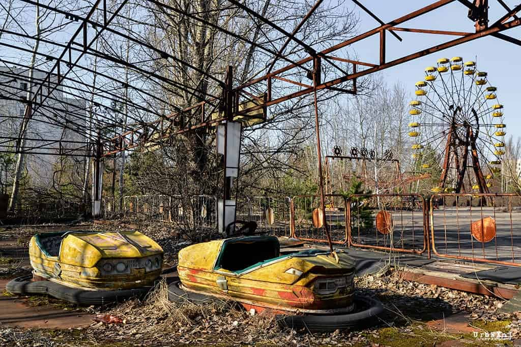 Imagen Chernobyl Ciudad Chernobyl