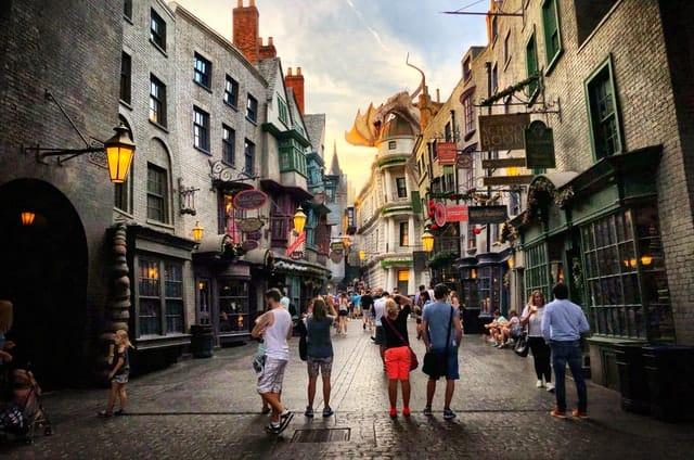 Universal Orlando, Florida