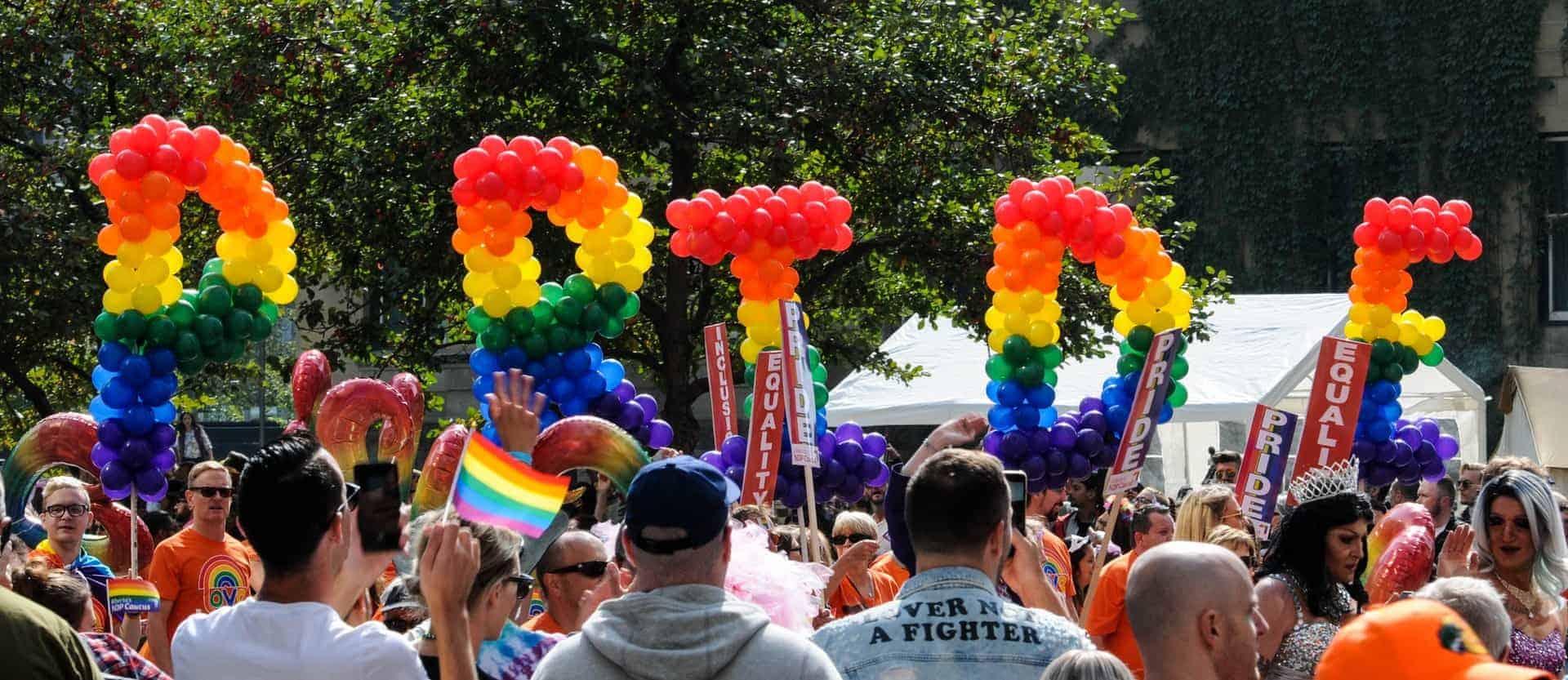 La Marcha del Orgullo en la ciudad de Nueva York se desarrollará sin la presencia de la policía