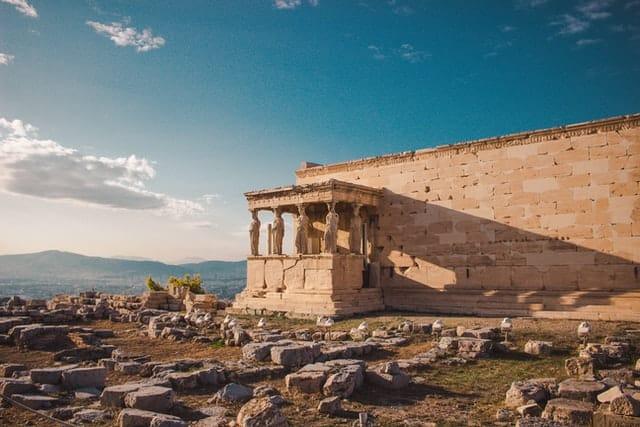 Partenón griego