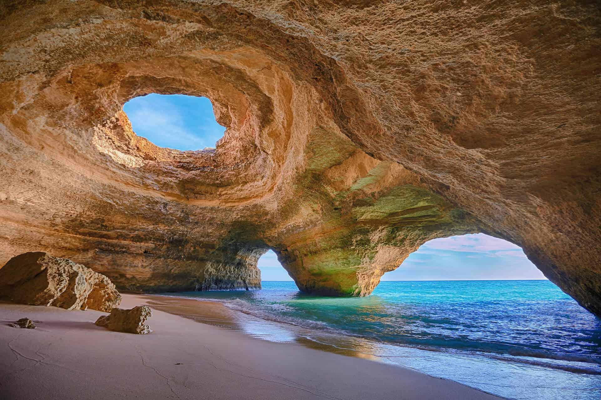 Cueva de Benagil