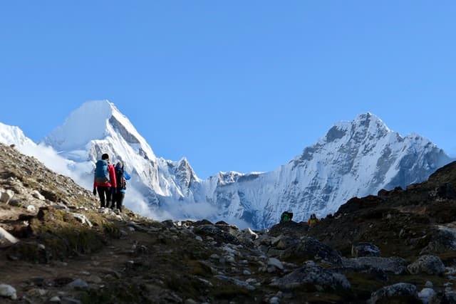 Personas En El Monte Everest
