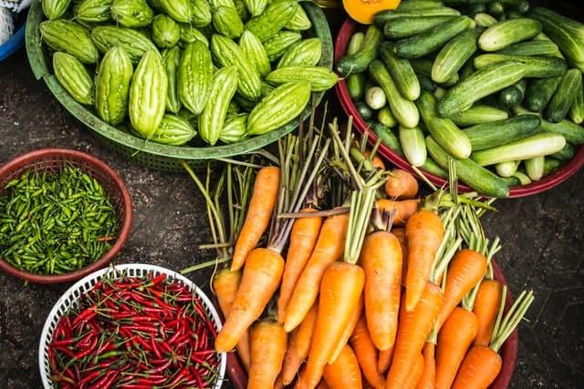 Verduras De Granja
