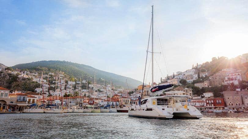Viaje En Yate A Las Islas Griegas