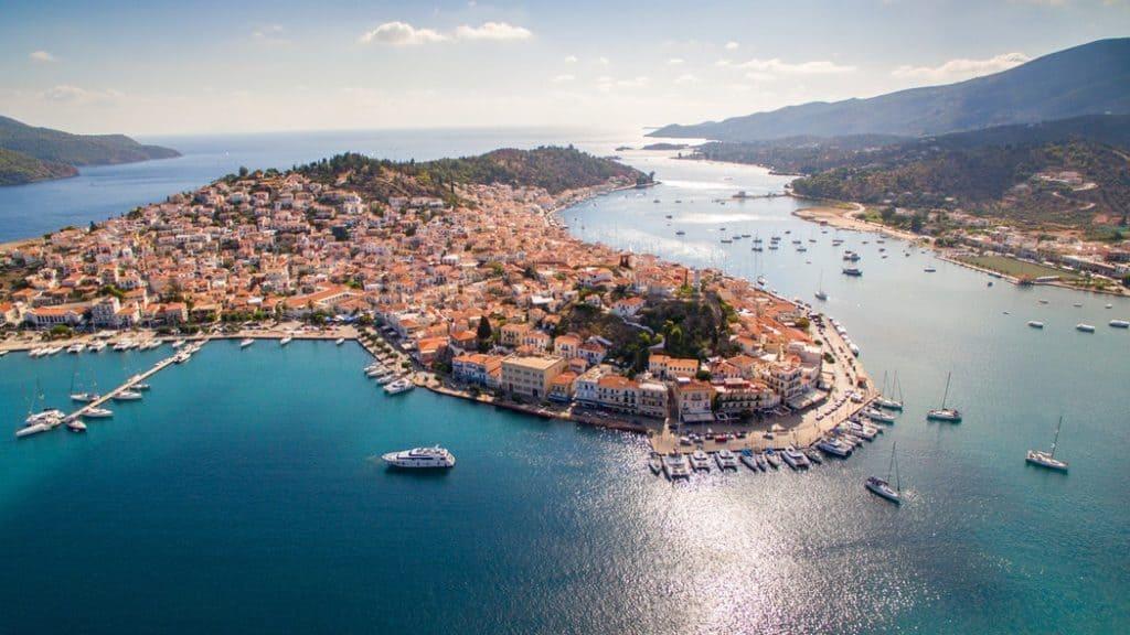 Viaje En Yate Privado A Las Islas Griegas
