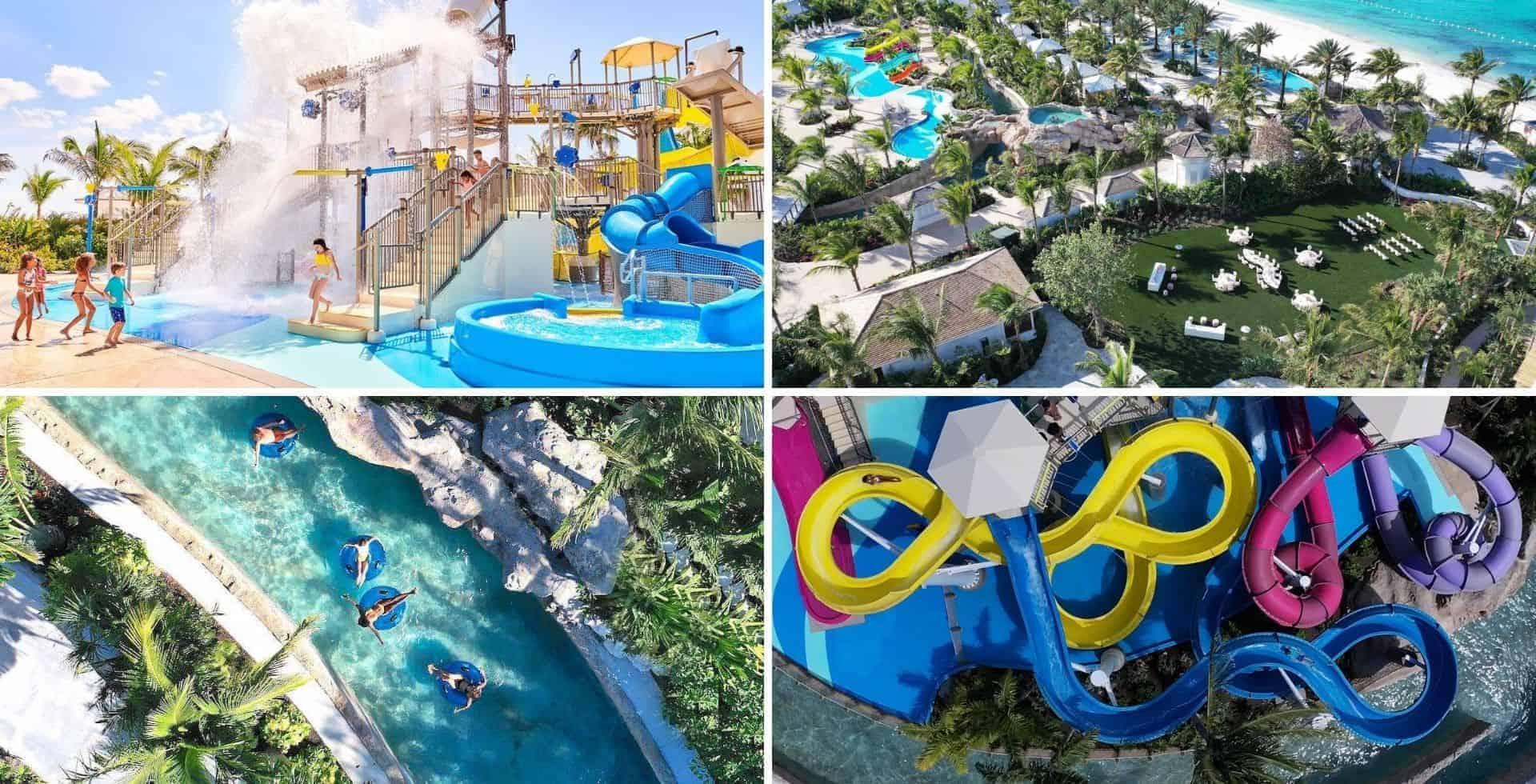 Baha Bay, el nuevo parque acuático de Baha Mar, en Bahamas, abrirá sus puertas a partir de Julio 2021
