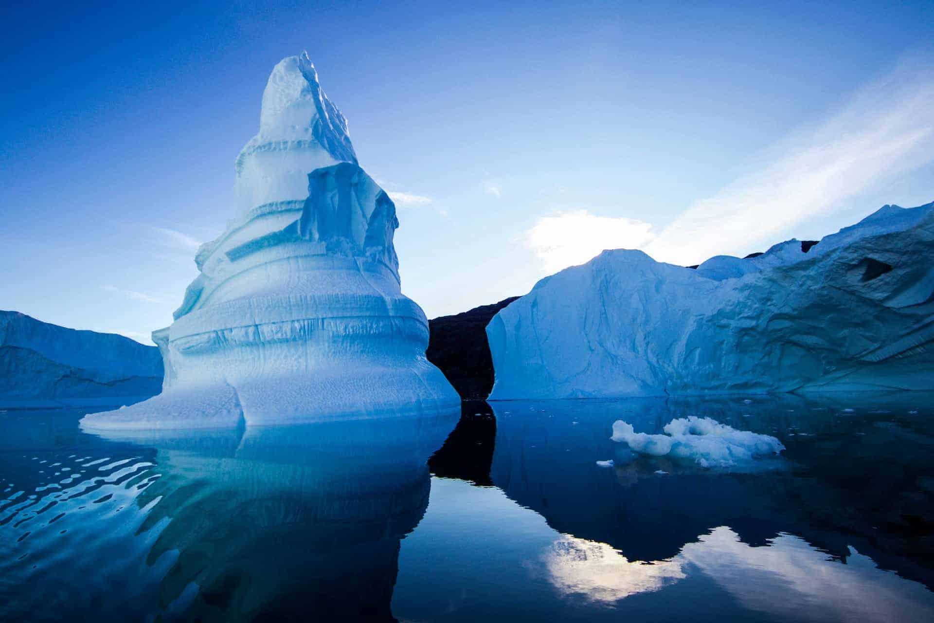 El derretimiento de hielos en Groenlandia está alcanzando un punto de inflexión y, según un nuevo estudio, podría entrar en un proceso más acelerado