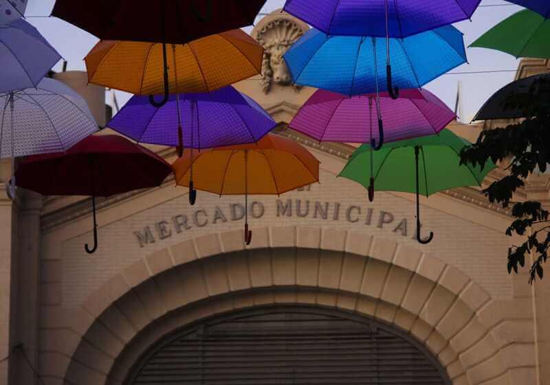 Qué hacer en Córdoba con lluvia: Mercado Norte y Mercado Sud