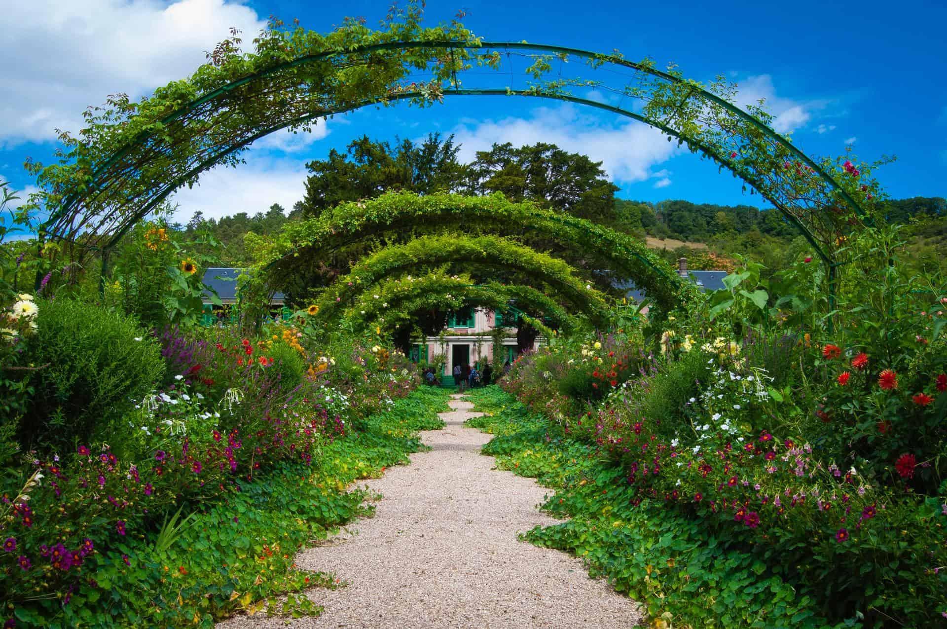 Los Jardines de Monet, en Francia, vuelven a abrir sus puertas al público