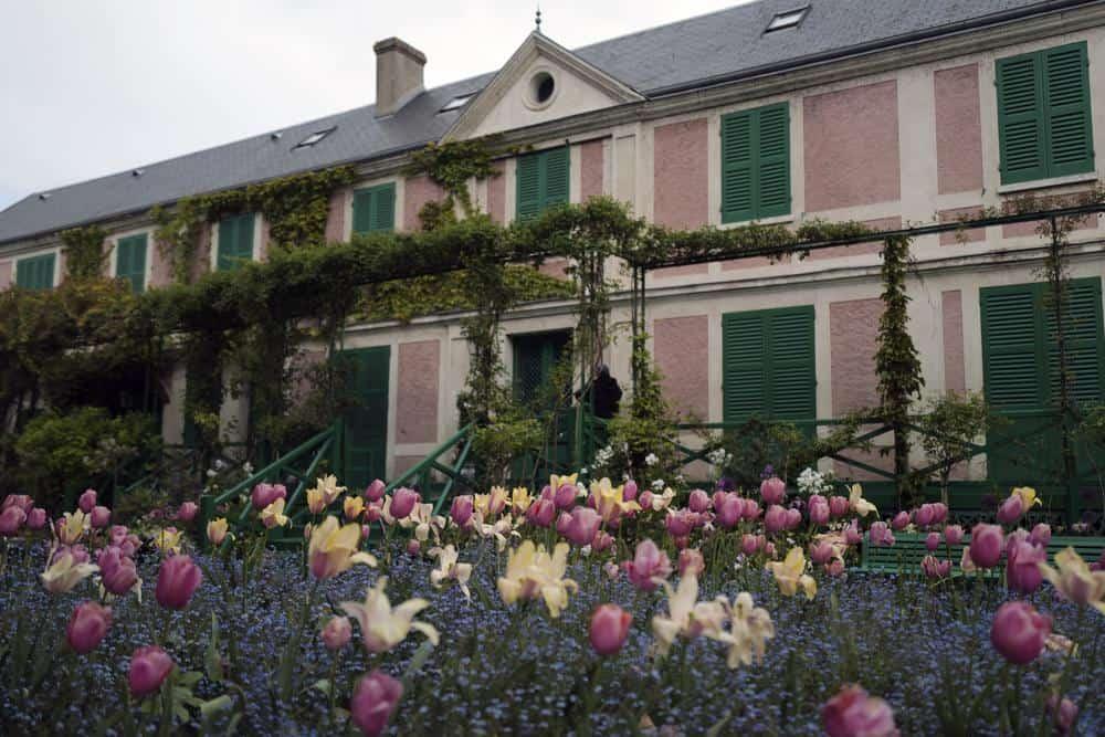 Jardines De Monet En Giverny