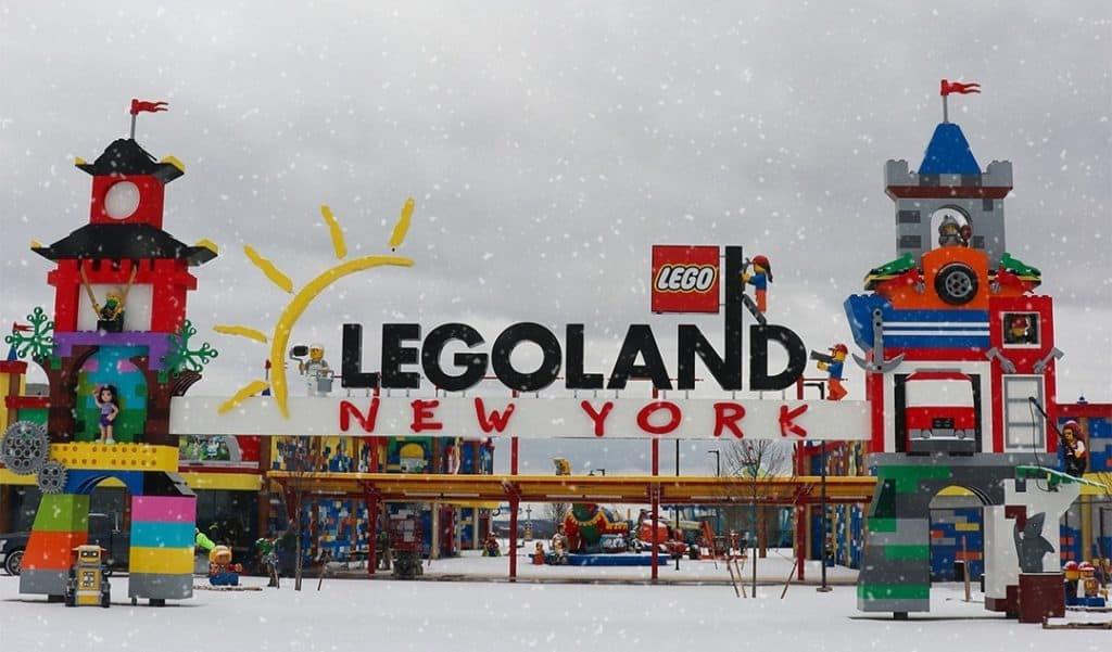 Apertura De Legoland Nueva York