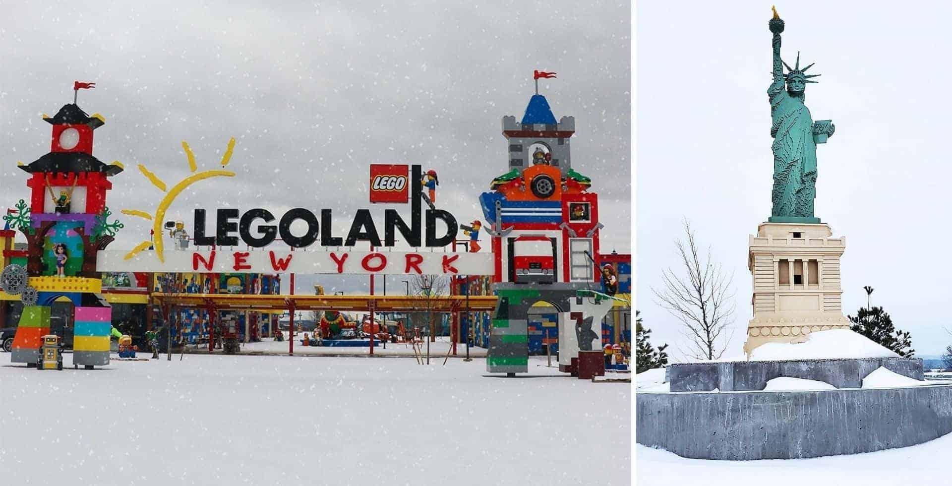 Legoland ya tiene fecha de apertura para su nuevo parque de Nueva York