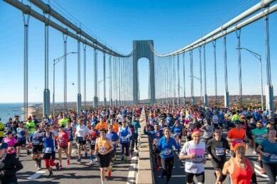El maratón de la ciudad de Nueva York volverá a realizarse luego de 2 años y contará con la participación de 33.000 maratonistas