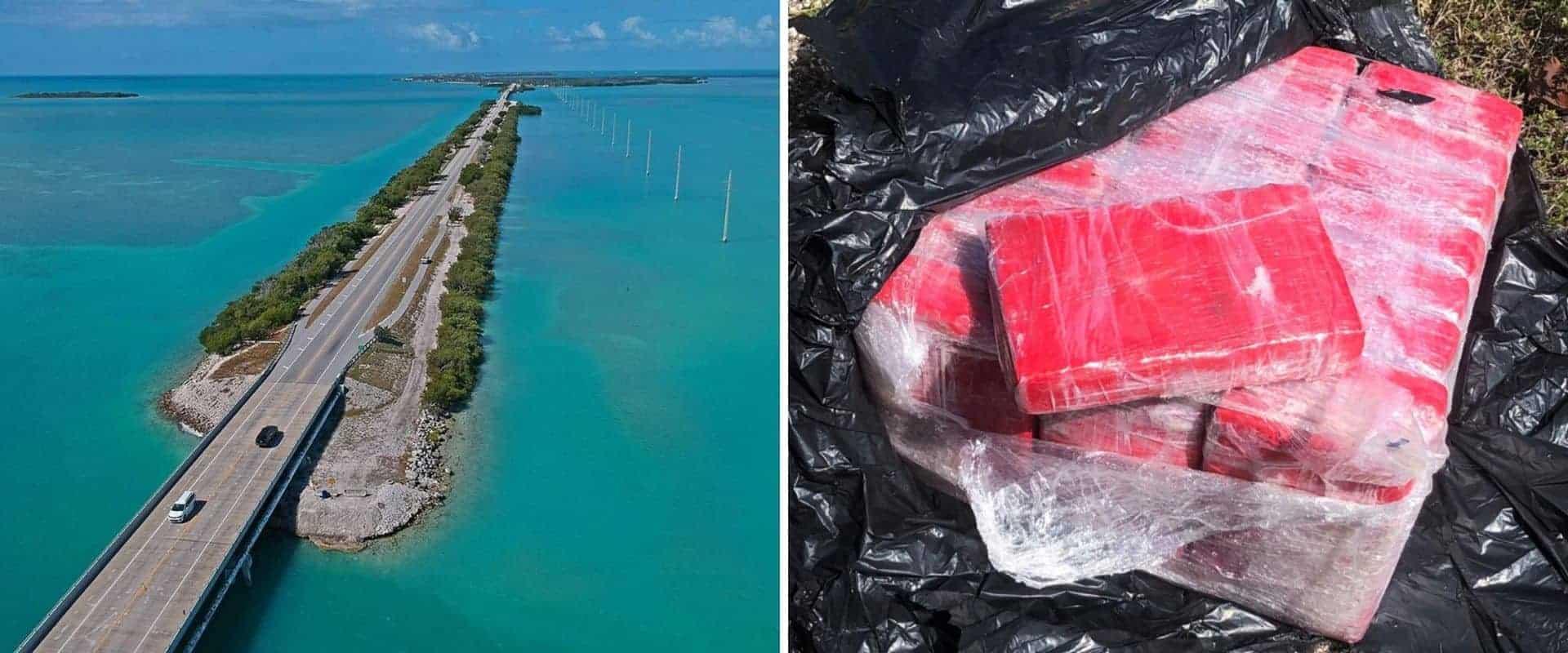 Paquetes de cocaína y marihuana han estado apareciendo en las playas de las costas de Florida