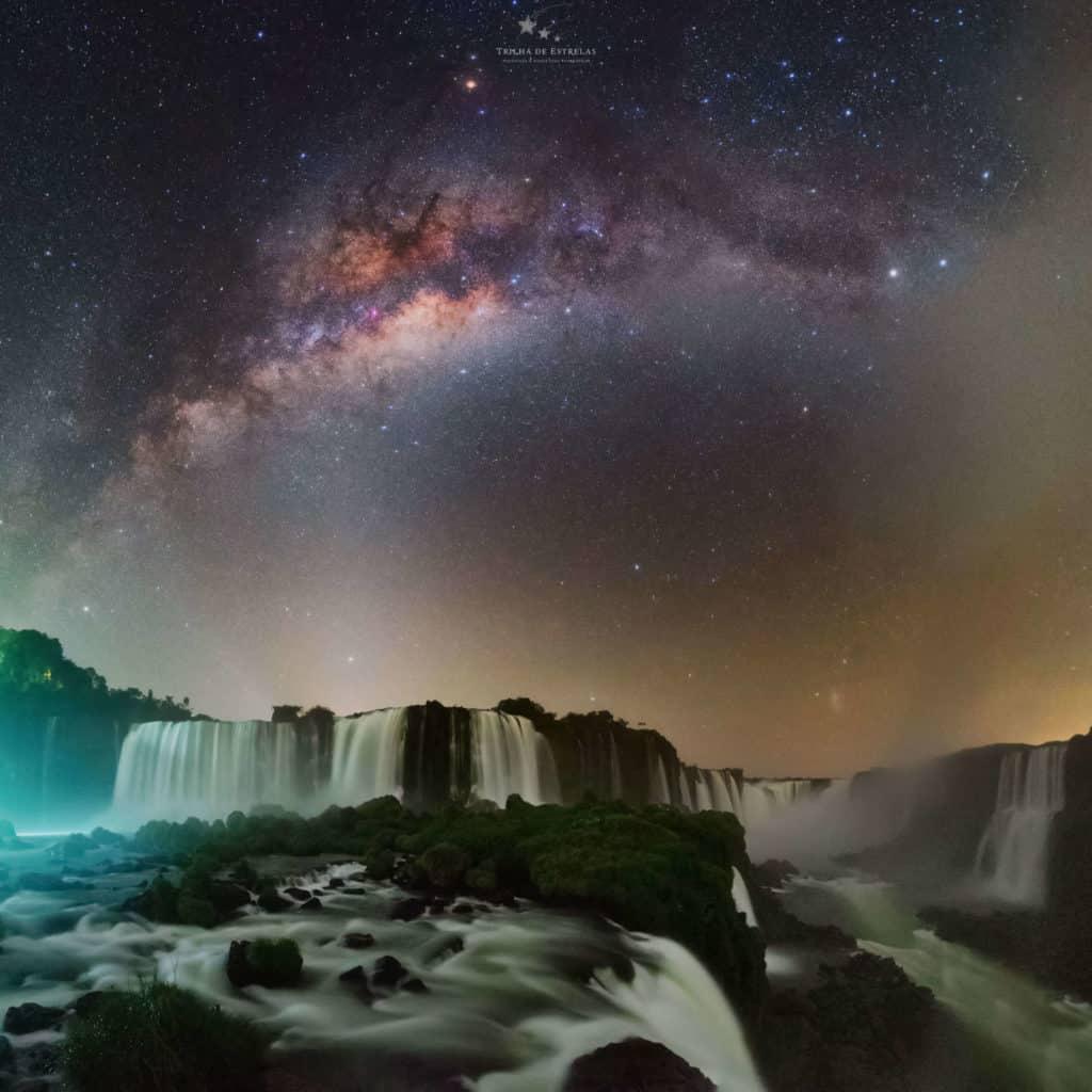 Imágenes De La Vía Láctea