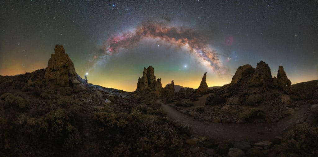 Las 25 Mejores Imágenes De La Vía Láctea Tomadas En Todo El Mundo