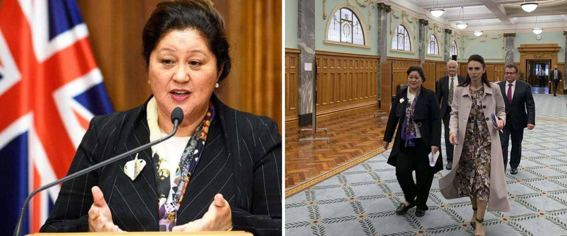 Por primera vez en la historia una mujer indígena fue elegida para ser gobernadora general de Nueva Zelanda