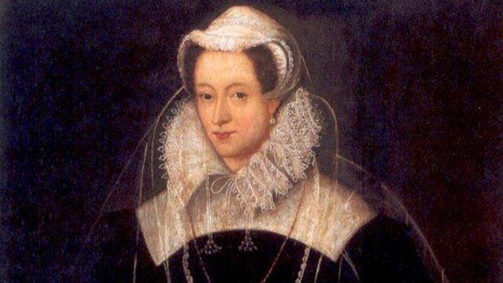 Pintura De María I De Escocia