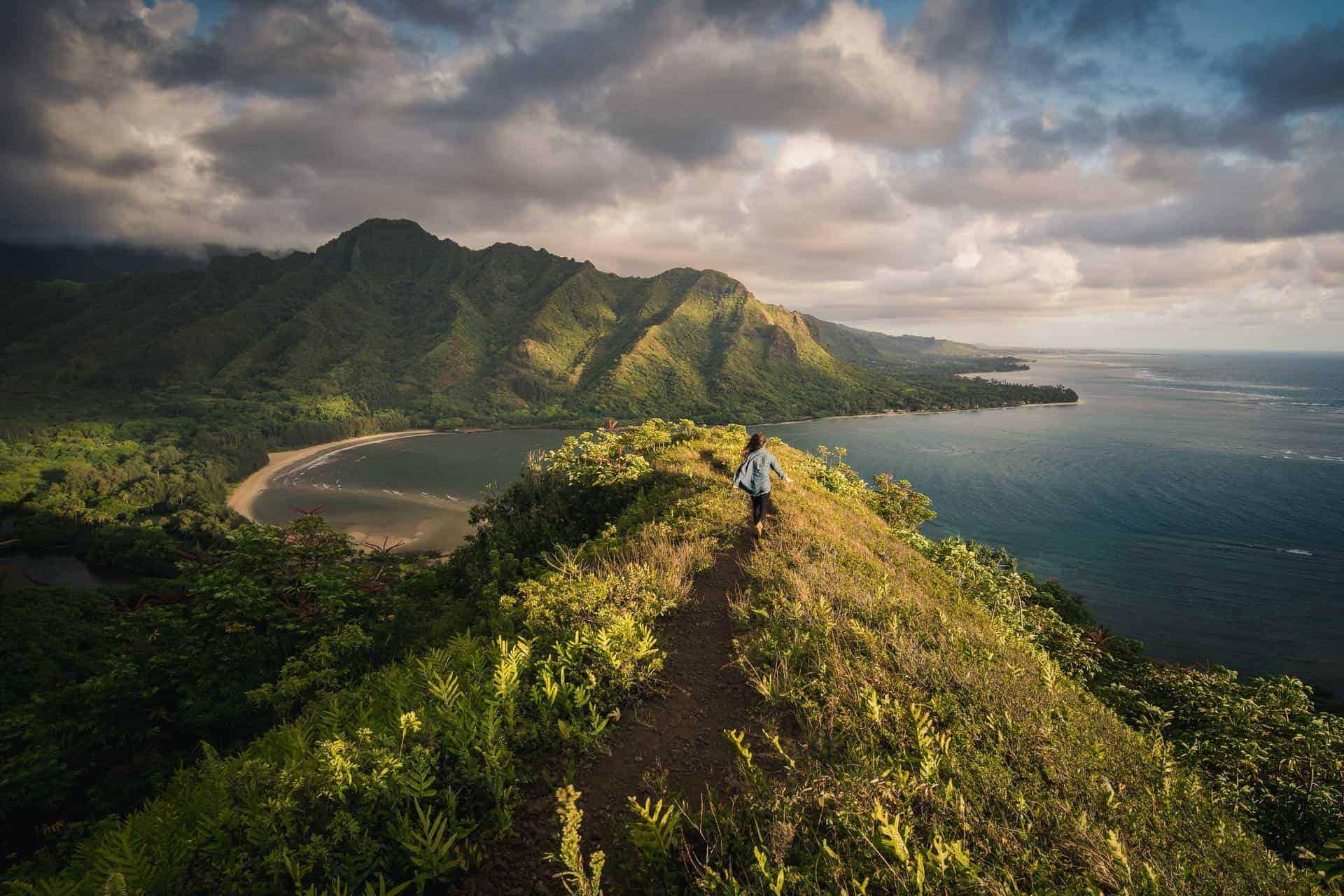 En Hawái ya no es obligatorio el uso de tapabocas en espacios al aire libre