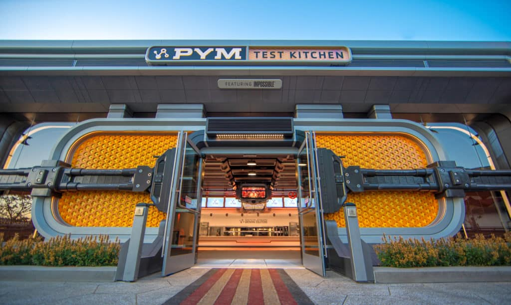 Pym Test Kitchen En Campus Avenger