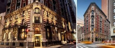 Este hotel de Nueva York ofrece un descuento especial a todas las personas que se llamen James y puedan demostrarlo